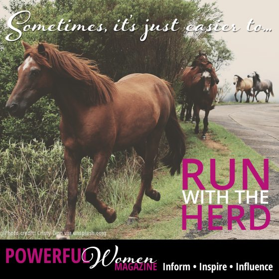 Run with the Herd