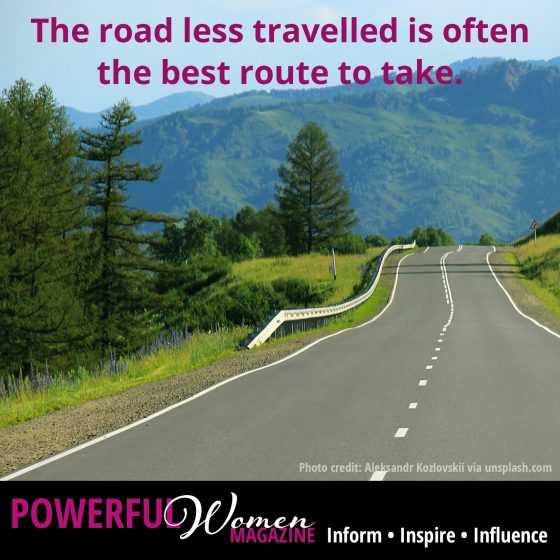 The Road Less Travelled